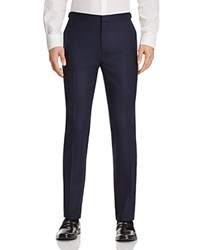 Theory Marlo Ellsworth Slim Fit Tuxedo Trousers Inkwell