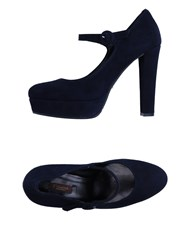 L'amour Pumps Dark Blue