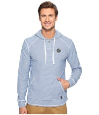O'neill Switch Hooded Henley Knits Blue Men's Clothing