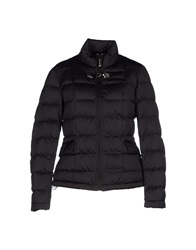 Piero Guidi Down Jackets Black