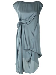 Uma Raquel Davidowicz Romulu Draped Dress 60