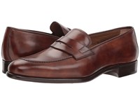 Gravati Penny Loafer Radica Shoes Brown