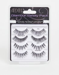 Ardell Glamour Variety Pack Lashes Black