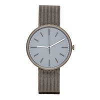 Uniform Wares Grey Titanium M37 Watch
