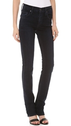 James Jeans Hunter High Rise Straight Leg Jeans Bombshell