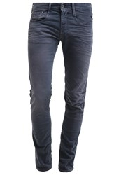 Replay Anbass Slim Fit Jeans Dark Grey Dark Gray