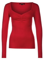 Morgan Jumper Rouge Red