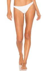F E L L A Mr Smith Bikini Bottom White