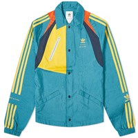 Adidas Consortium X Bed Jw Ford Bench Jacket Green