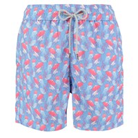 Love Brand And Co. Jelly Man Bathing Suit Coral