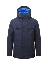 Tog 24 Men's Drift Mens Milatex 3In1 Parka Jacket Navy