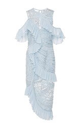 Alice Mccall Love Me Like You Do Dress Light Blue