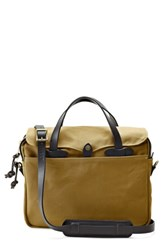 Filson Original Briefcase Brown Tan
