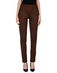 Pierantonio Gaspari Trousers Casual Trousers Women Cocoa