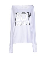Boy London Topwear T Shirts Women White