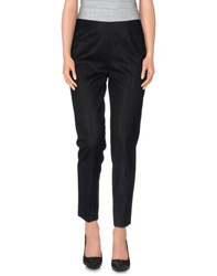 True Royal Trousers Casual Trousers Women Black