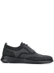 Cole Haan Oxford Style Sneakers Black