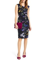 Phase Eight Emma Floral Printed Dress No Color