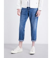 Tommy Jeans Carpenter Classic Fit Tapered Dark Wash