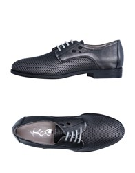 Keb Lace Up Shoes Lead