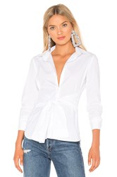 Bailey 44 Hold Me Tight Top White