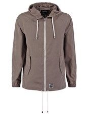 Ezekiel International Summer Jacket Mud Sand