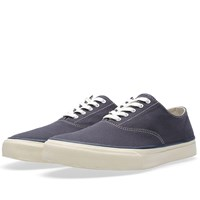 Sperry Topsider Cloud Cvo Canvas Blue
