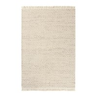 Brink And Campman Atelier Twill Rug 140X200cm Beige