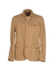 Allegri Coats And Jackets Jackets Men Sand