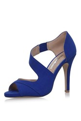 Miss Kg Blue High Heel Shoes By Blue