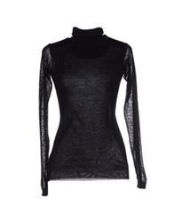 Just Cavalli Turtlenecks Black