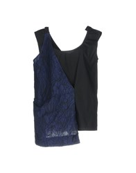 Collection Privee Tops Dark Blue