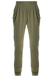 United Colors Of Benetton Trousers Military Green Oliv