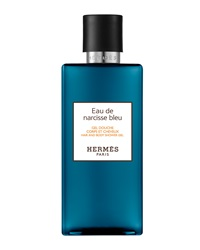 Hermes Eau De Narcisse Bleu Hair And Body Shower Gel 6.7 Oz.