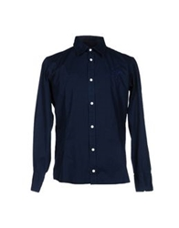 Beverly Hills Polo Club Shirts Dark Blue