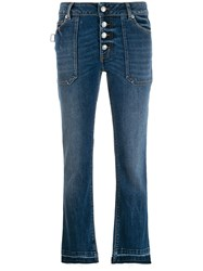 Zadig And Voltaire Londa Jeans Blue