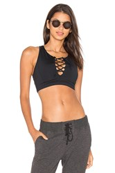 Solow Disect Sport Bra Black