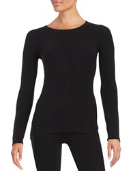 Essentiel Ribbed Long Sleeved Top