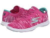 Skechers Go Step One Off Pink Women's Walking Shoes