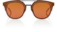 Christian Dior Homme Men's Composit 1.0 Sunglasses Orange