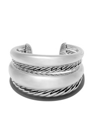 David Yurman Pure Form Bold Cuff Metallic