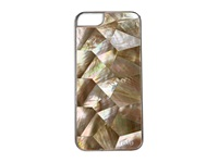 Rafe New York Shell Phone Case For Iphone 5 Brown Cell Phone Case