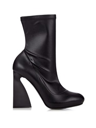 Stella Mccartney Moira Faux Leather Ankle Boots