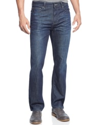 Alfani Big And Tall Oliver Straight Leg Jeans