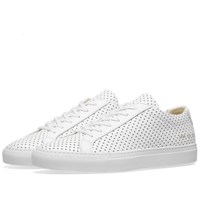 Common Projects Woman By Original Achilles Low Perforated White