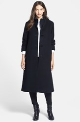 Cinzia Rocca Icons Women's Due Stand Collar Side Slit Long Coat