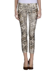 Juicy Couture Casual Pants Khaki