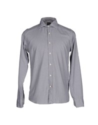 Jaggy Shirts Grey