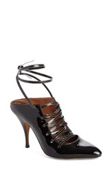 Givenchy Women's Show Lace Up Pump