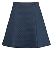 Mintandberry Mini Skirt Navy Dark Blue